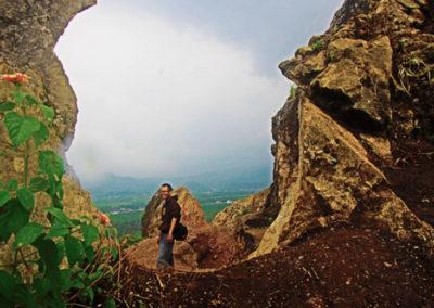 Spot Gunung Gamping