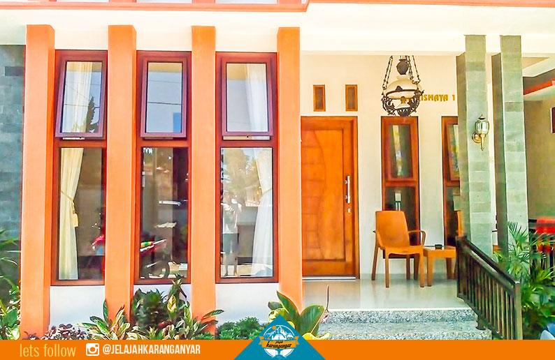 Fasad Homestay Karismaya 1
