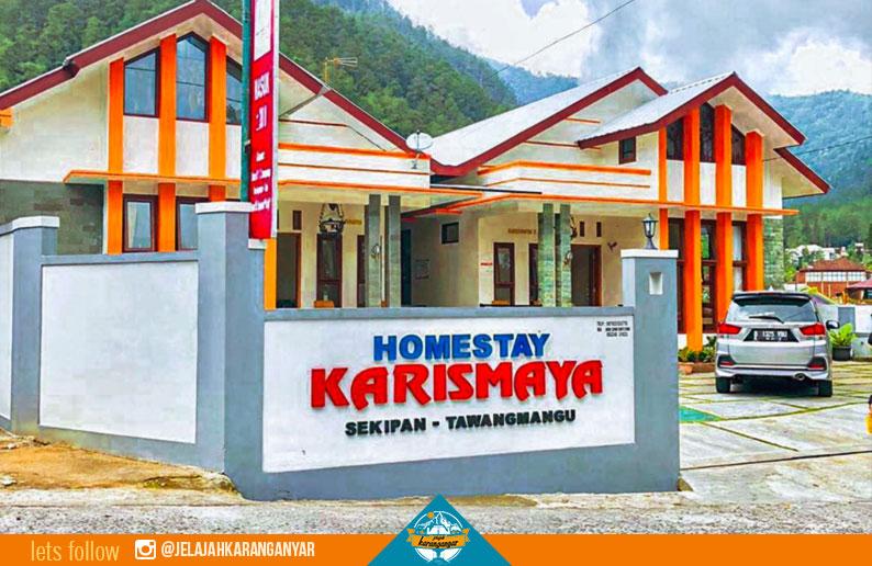 Homestay Karismaya